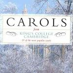 Carols from King's College Cambridge - CD album cover