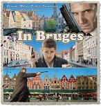 Carter Burwell - In Bruges soundtrack CD cover