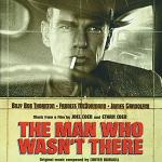 Carter Burwell - The Man Who Wasn't There soundtrack CD cover