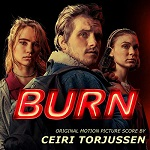 Ceiri Torjussen: Burn - album cover