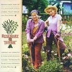 Christopher Gunning - Rosemary and Thyme soundtrack CD cover