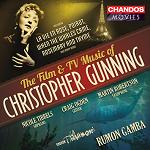 Christopher Gunning - The Film and TV Music of Christpher Gunning CD cover