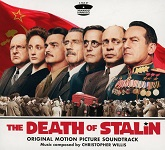Christopher Willis: The Death of Stalin - film score album cover