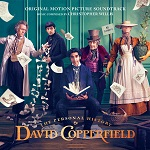 Christopher Willis: The Personal History of David Copperfield - film score album cover