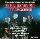 Christopher Young - Hellbound: Hellraiser II soundtrack CD cover