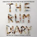 Christopher Young - The Rum Diary soundtrack CD cover