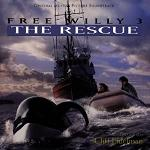 Cliff Eidelman - Free Willy 3: The Rescue - soundtrack CD cover