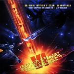 Cliff Eidelman - Star Trek VI: The Undiscovered Country soundtrack CD cover