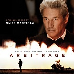 Clint Mansell: Arbitrage - soundtrack CD cover