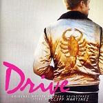 Clint Mansell: Drive - soundtrack CD cover