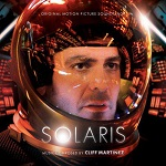 Clint Mansell: Solaris - soundtrack CD cover