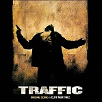 Clint Mansell: Traffic - soundtrack CD cover