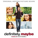 Clint Mansell - Definitely, Maybe soundtrack CD cover