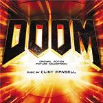 Clint Mansell - Doom soundtrack CD cover