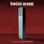 Clint Mansell: High-Rise - film score album cover