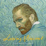 Clint Mansell: Loving Vincent - album cover