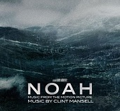 Clint Mansell: Noah - film score soundtrack album cover