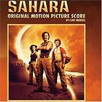 Clint Mansell - Sahara soundtrack CD cover