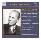 Eric Coates By the Sleepy Lagoon Summer Days CD cover