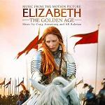 Craig Armstrong and A. R. Rahman - Elizabeth: The Golden Age soundtrack CD cover