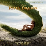 Daniel Hart: Pete's Dragon - film score album cover
