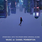 Daniel Pemberton - Spider-Man: Into the Spider-Verse - film score album cover