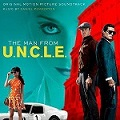 Daniel Pemberton: The Man from U.N.C.L.E. - film score soundtrack album cover