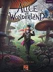 Danny Elfman - Alice in Wonderland piano sheet music cover