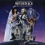 Danny Elfman: Beetlejuice - soundtrack CD cover