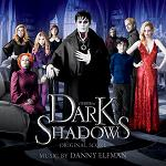 Danny Elfman: Dark Shadows - soundtrack CD cover