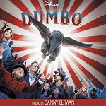 Danny Elfman: Dumbo - film score album cover