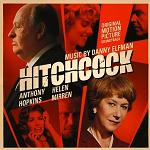 Danny Elfman: Hitchcock - soundtrack CD US cover