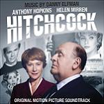 Danny Elfman: Hitchcock - soundtrack CD UK cover