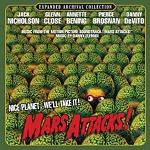 Danny Elfman: Mars Attacks! - soundtrack CD cover