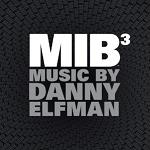 Danny Elfman: Men in Black 3 - soundtrack CD cover