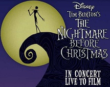 Danny Elfman: The Nightmare Before Christmas, Live in Concert - poster