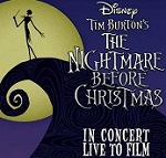 Danny Elfman's The Nightmare Before Christmas, Live in Concert - poster