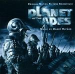 Danny Elfman - Planet of the Apes soundtrack CD cover