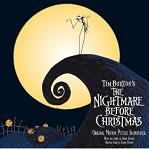 Danny Elfman - The Nightmare before Christmas soundtrack CD cover