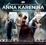 Dario Marianelli - Anna Karenina soundtrack CD cover