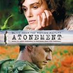 Dario Marianelli - Atonement soundtrack CD cover