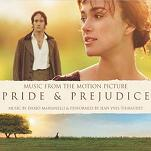 Dario Marianelli - Pride and Prejudice soundtrack CD cover