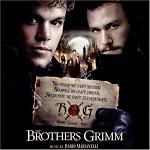 Dario Marianelli - The Brothers Grimm soundtrack CD cover
