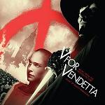 Dario Marianelli - V for Vendetta soundtrack CD cover