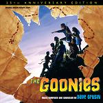 Dave Grusin - The Goonies 25th anniversary soundtrack CD cover