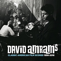 David Amram's Classic American Film Scores 1956-2016 - album box set cover