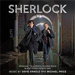 David Arnold and Michael Price: Sherlock Series 1 soundtrack CD cover