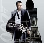 David Arnold: Casino Royale soundtrack CD cover