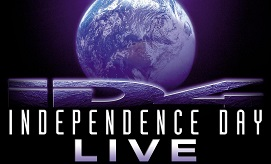 David Arnold: Independence Day Live