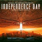 David Arnold: Independence Day soundtrack CD cover